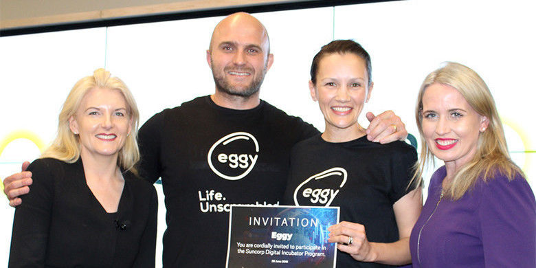 Two start-ups win a place in Suncorp's inaugural Digital Incubator Program
