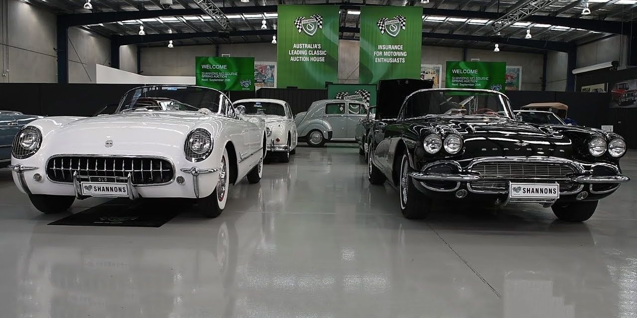 Classic car auction goes online