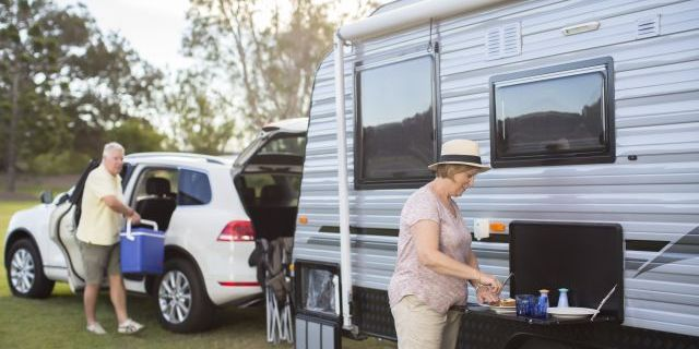 Tourists drive spike in caravan claims
