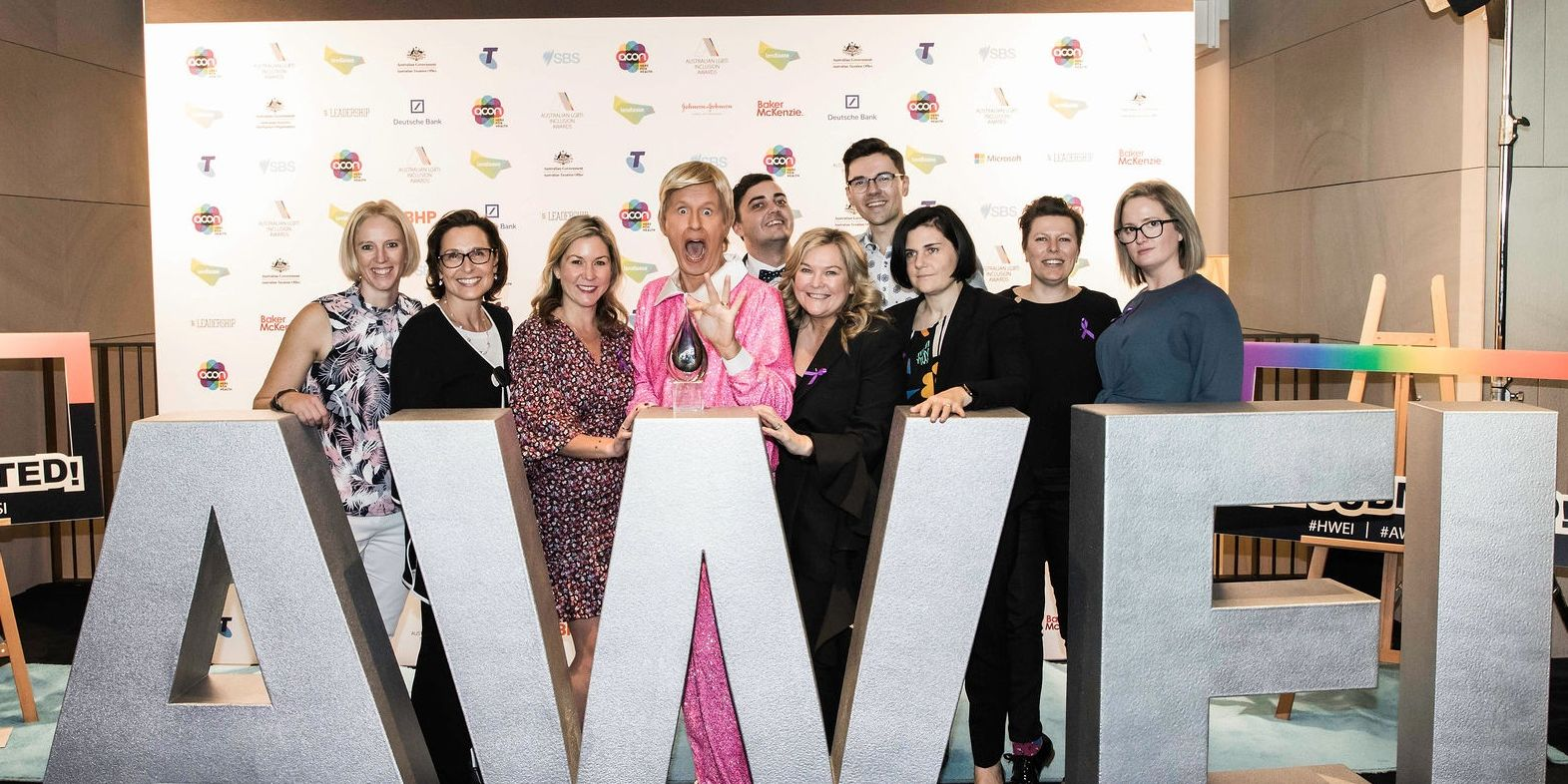 Suncorp recognised at LGBTI Inclusion awards