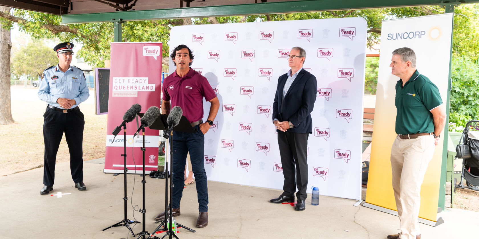 Queenslanders encouraged to get ready with the Suncorp Storm Score