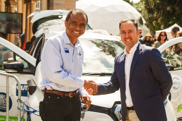 Suncorp signs with QUT to drive future of automated vehicles