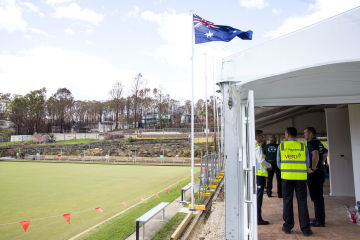 The bowls club reviving a community's spirit after devastating bushfires