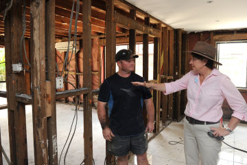 Anna Bligh reflects on why resilience runs deep for Queenslanders
