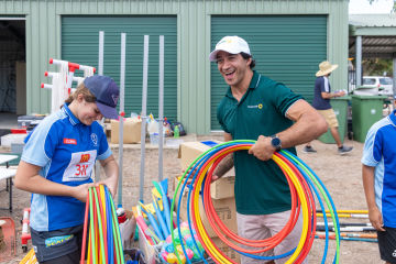 Suncorp's community program helping prepare Queenslanders for storm season
