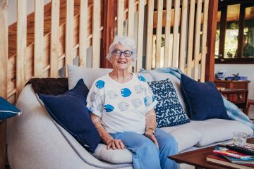 Rebuilding a 40-year legacy for one incredible bushfire survivor