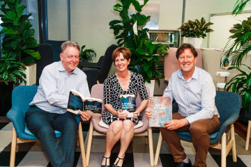 A River with a City Problem: Suncorp hosts Q&A with historian Margaret Cook