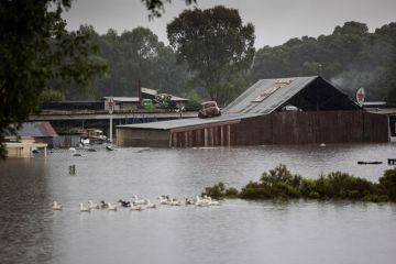 Suncorp teams on the ground to assist flood-affected customers