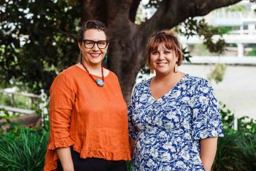 Indigenous businesses come together to embrace virtual Meeanjin Markets