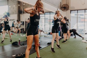 Digging deep: the group fitness studio championing online classes