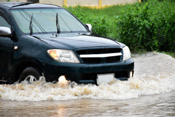 AAMI supports campaign to stop driving through floodwater