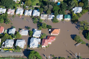 Moving to higher ground – the debate on the floodplain