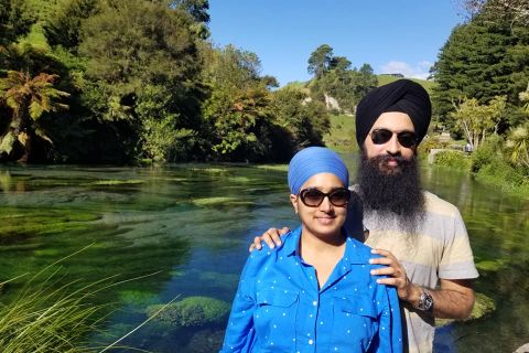 Supporting the community's most vulnerable is all in a day's work for Harpreet Singh