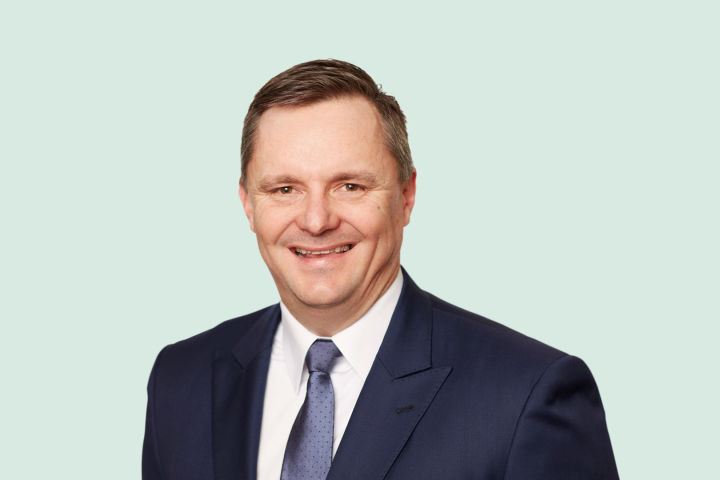 Steve Johnston - Acting CEO